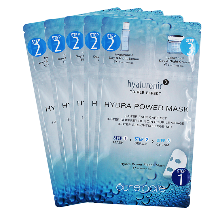 Hyaluronic Power 3-Step